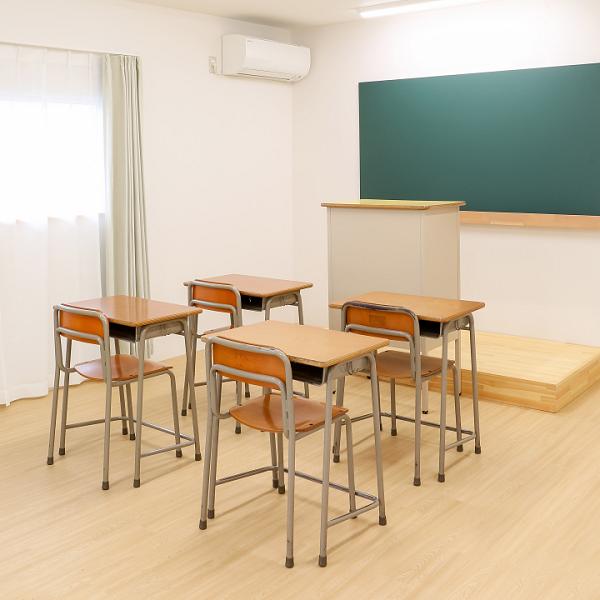 教室ゾーン